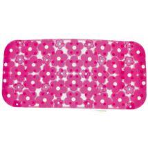 Aqualine csúszásmentes betét kádba, rózsaszín