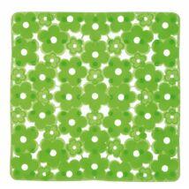 Aqualine csúszásmentes betét zuhanyfülkébe, zöld