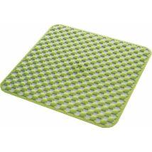 Aqualine csúszásmentes betét zuhanyfülkébe , zöld