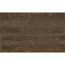 Delhi fürdőszobaszőnyeg 50x80 cm, barna