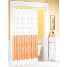 Polyester zuhanyfüggöny, 180x180 cm