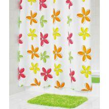 Fleur zuhanyfüggöny 180x200