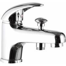 Kasiopea mosdó csaptelep zuhanyváltóval
