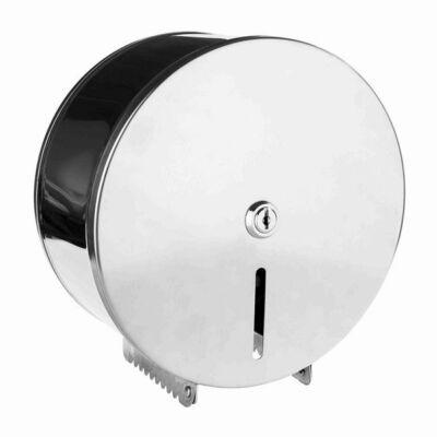 Rolnis wc papírtartó fényes inox 250mm