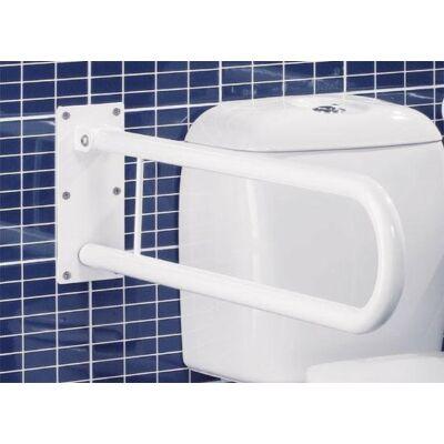 Disable kapaszkodó, felnyitható 600mm, fehér