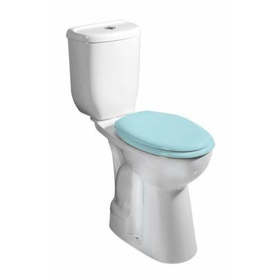 Disable wc mozgássérülteknek, alsó kifolyású + wc tartály