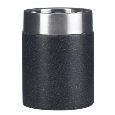 Stone pohár, fekete