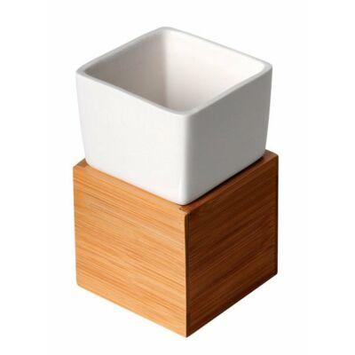 Bamboo pohártartó