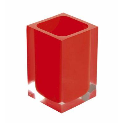 Rainbow pohár, piros