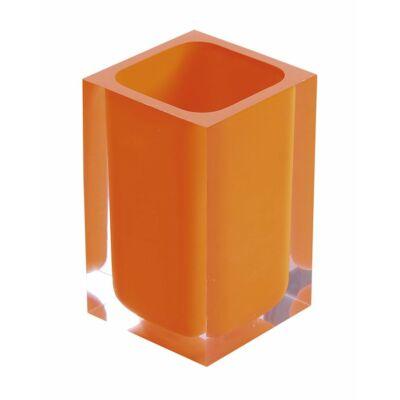 Rainbow pohár, narancssárga