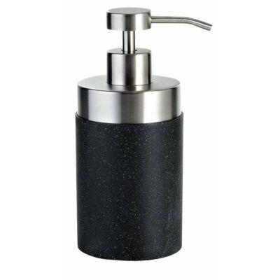 Stone szappanadagoló 300 ml, fekete