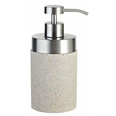 Stone szappanadagoló 300 ml, bézs
