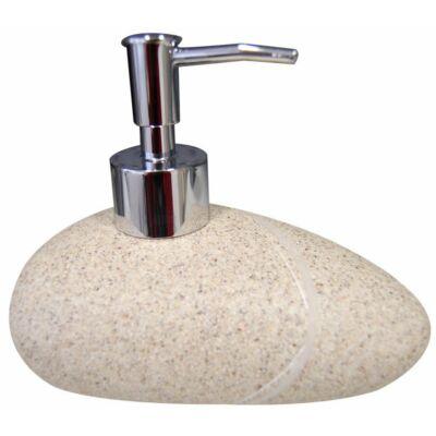 Little rock szappanadagoló 200 ml, világos