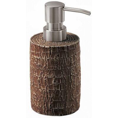 Auriga szappanadagoló 280 ml, barna