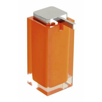 Rainbow szappanadagoló, narancssárga, 240 ml