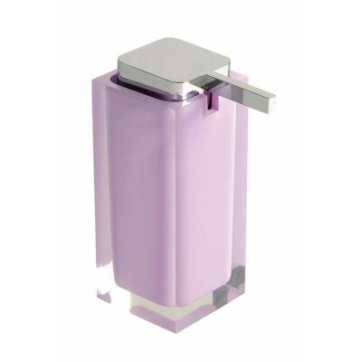Rainbow szappanadagoló, lila, 240 ml