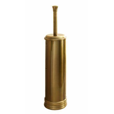 Gedy álló wc kefe, bronz
