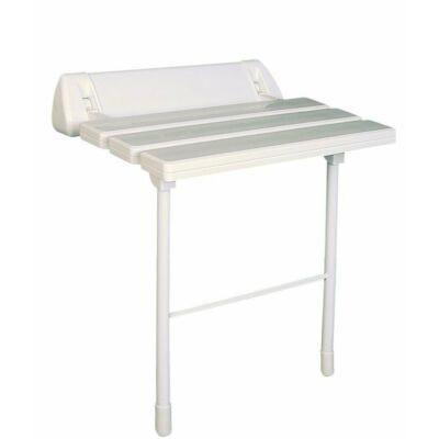 Felhajtható ülőke tartóval, állítható méret:460-485mm