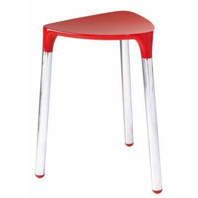 Yannis fürdőszobai ülőke,piros