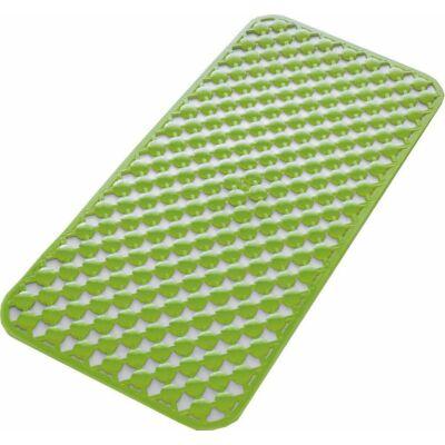 Aqualine csúszásmentes betét kádba, zöld