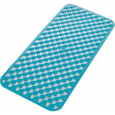 Aqualine csúszásmentes betét kádba, kék