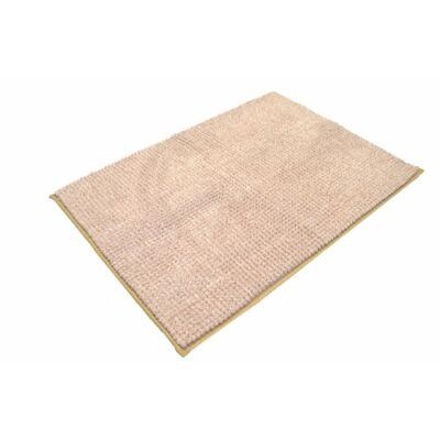 Aqualine fürdőszobai szőnyeg csúszásgátlóval 50x70 bézs
