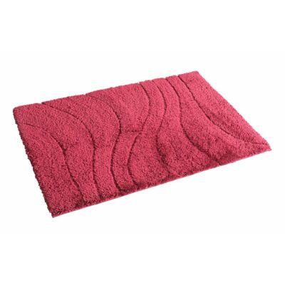 La Ola kilépő szőnyeg 60x90, csúszásmentes, piros