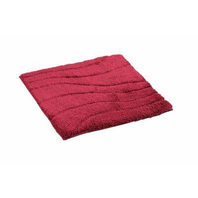 La Ola kilépő szőnyeg 55x50, csúszásmentes, piros