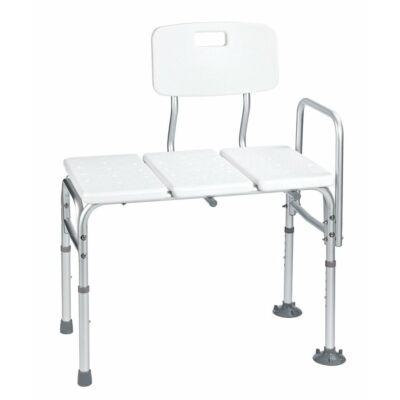 Ülőke kádba, állítható méret: 530-630mm