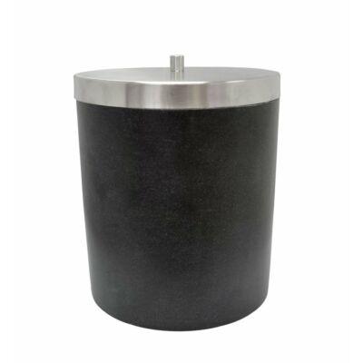 Stone szemetes 5l, fekete