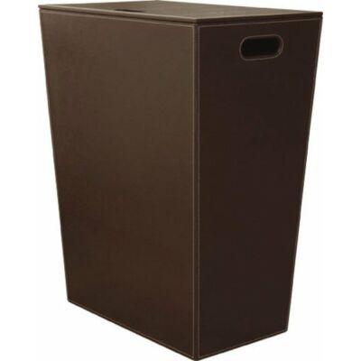 Eco Pelle szennyestartó,barna, 600mm