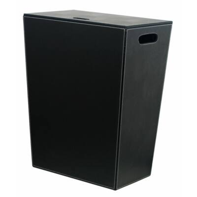 Eco Pelle szennyestartó, fekete, 600mm