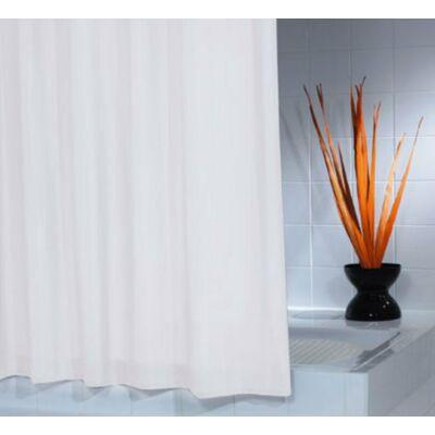 Ridder Madison zuhanyfüggöny 180x200cm rövidíthető, fehér