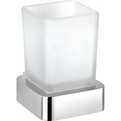 Everest pohártartó, tejüveg