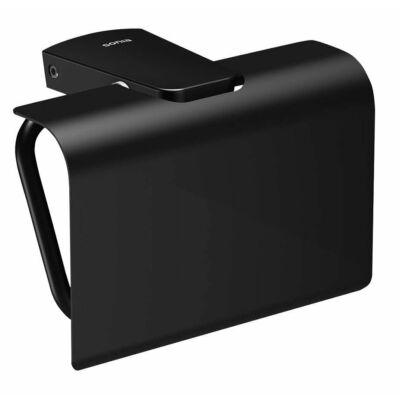 Zen Black WC papírtartó